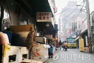 서교동 365번지의 옛 모습/사진제공=김은혜 칼럼니스트