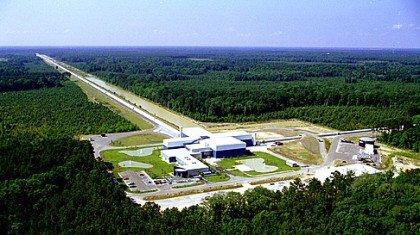 미국 루이지애나주 리빙스턴에 위치한 미국의 중력파 연구소인 '레이저 간섭계 중력파 관측소(LIGO)'/사진=LIGO 홈페이지