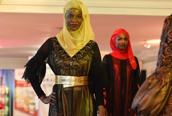 2016년 1월30일 세네갈 다카르에서 열린 세계 히잡의 날 행사. /AFPBBNews=뉴스1