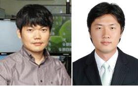 전남대 윤현석, 임원빈 교수(좌측부터)