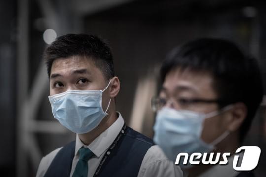 감기. 면역도 안돼고 대중없이 들이닥치는 불청객./AFPBBNews=뉴스1