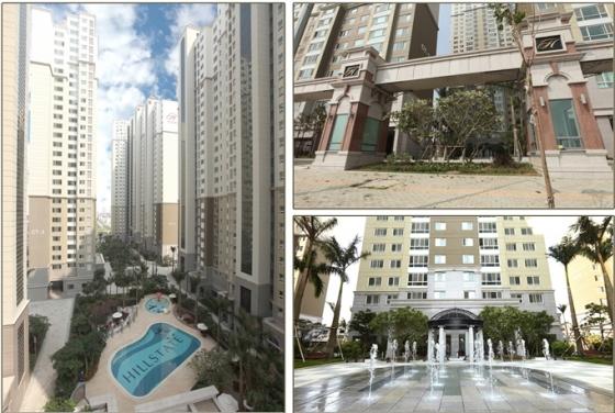 베트남 최고의 주거단지로 떠오르고 있는 현대건설의 '하동 힐스테이트' 아파트 / 사진제공 = 현대건설