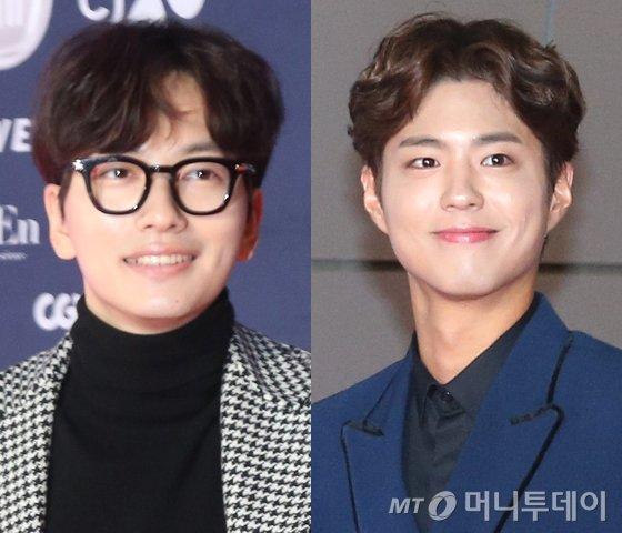 송중기·유아인의 매력…女心 홀리는 '대세남'들의 헤어스타일