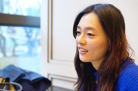 '빅쏘'로 활동하는 포스트 작가 이소영씨.
