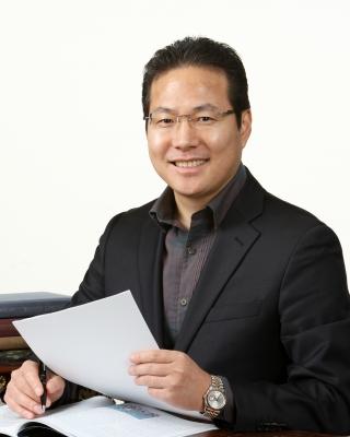 눈꽃빙수기 제조기업 씨케이(CK)컴퍼니의 원용태 대표(46) / 사진=CK컴퍼니 제공