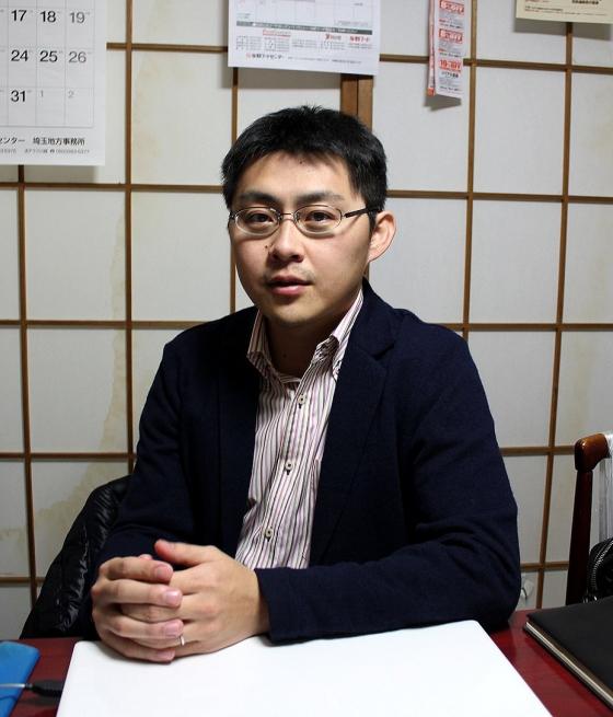 후지타 다카노리 NPO 홋토플러스 대표(일본 세이가쿠인대학 인간복지학부 객원 준교수). /사진제공=Asahi Shimbun Publications Inc.