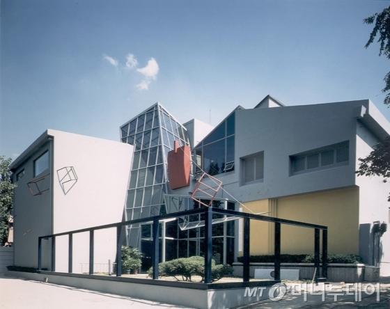 국제갤러리. /사진제공=배병길 도시건축연구소