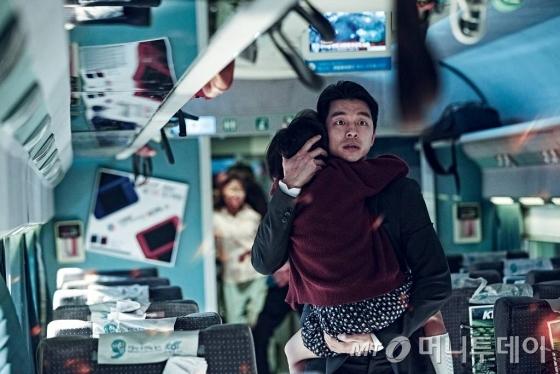 부산행 영화 장면./출처=머니투데이DB