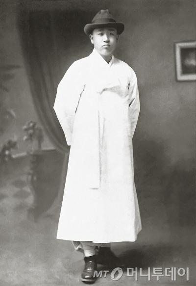 간송 전형필(1906~1962년). /사진제공=간송미술문화재단