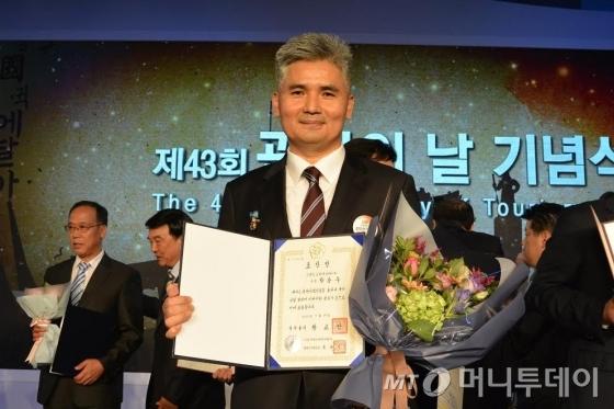 박강우 세븐럭카지노 강남코엑스점장. /사진제공=GKL