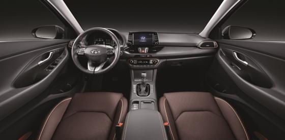 신형 i30/사진제공=현대자동차