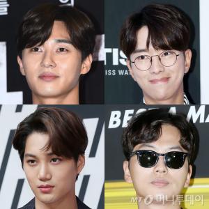 박보검 서강준 머리 모양 어때?…男 헤어스타일 트렌드