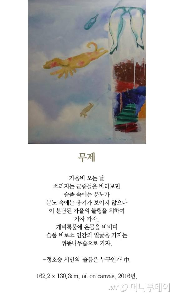 [김혜주의 그림 보따리 풀기] 슬픔은 누구인가