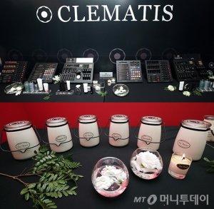 향기로운 화장대 꾸며봐…'클레마티스 x 밀크하우스캔들' 론칭