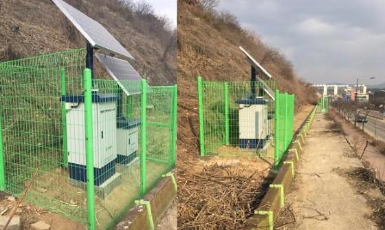 지진 실시간 감지시스템/사진=충청북도지식산업진흥원
