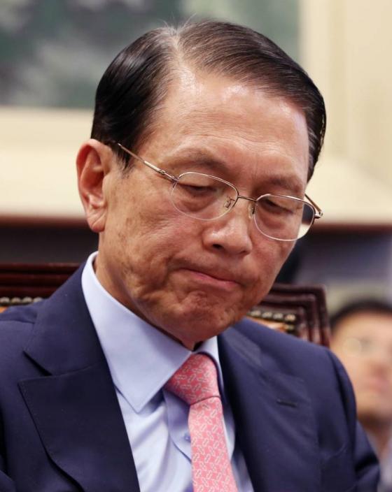 김기춘 대통령 비서실장./사진=뉴스1