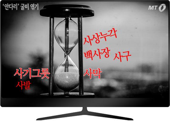 한국엔 '사상누각', 미국엔 '하우스 오브 카드'