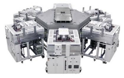 주성엔지니어링 LCD 플라즈마 화학증착장비(PE CVD)