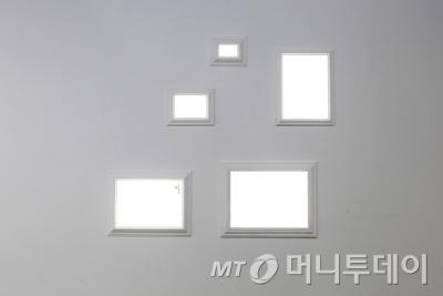 박지혜 작가의 '효율적 풍경'. /사진제공=박지혜