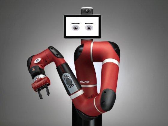 AI 협업 로봇 '소이어'/사진=리싱크 로보틱스