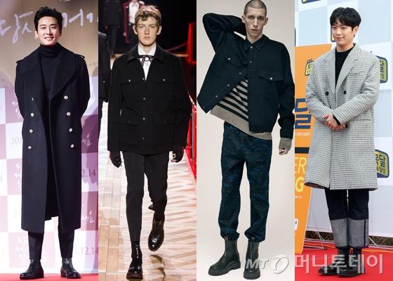 /사진=뉴스1, Dior Homme,  Alexander Wang 2016 f/w 맨즈 컬렉션, 머니투데이DB