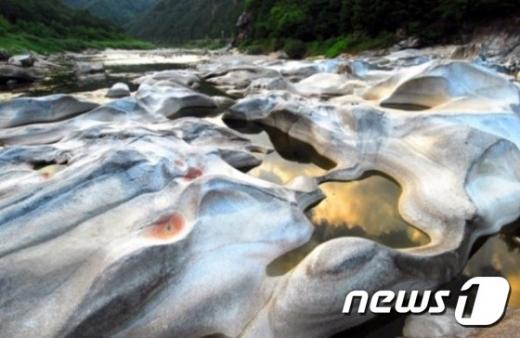 평창·영월 등 강원 고생대지질공원 인증