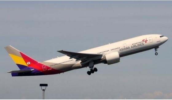 아시아나항공, 11일 오후2시부터 설연휴 국내선 임시편 예약