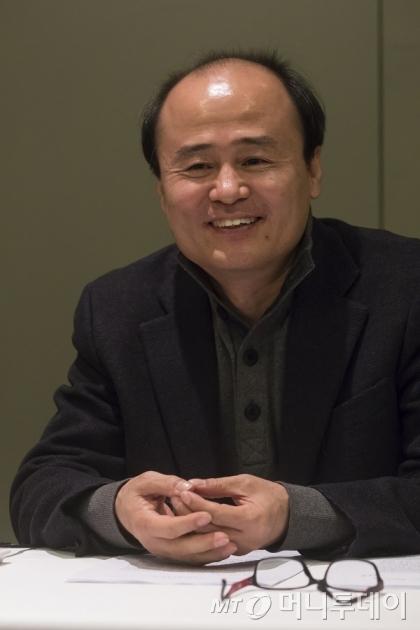 소설가 구효서씨의 '풍경소리'가 제41회 이상문학상 대상으로 선정됐다. /사진제공=문학사상