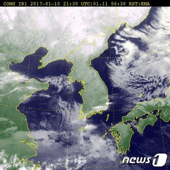 [12일 날씨] 한파 다소 추춤…서울·경기, 강원영서 등 눈
