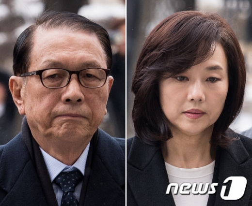 """김기춘·조윤선 영장발부…""""범죄사실 소명·증거인멸 우려""""(종합)"""