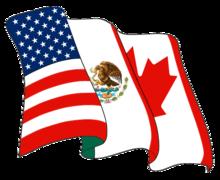 NAFTA 공식로고. / 자료=NAFTA