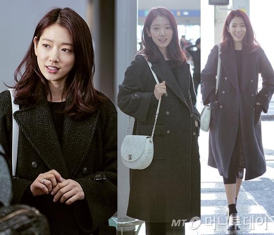 박신혜, 올해도 샤넬 쇼 참석…공항 패션 '포인트'는?