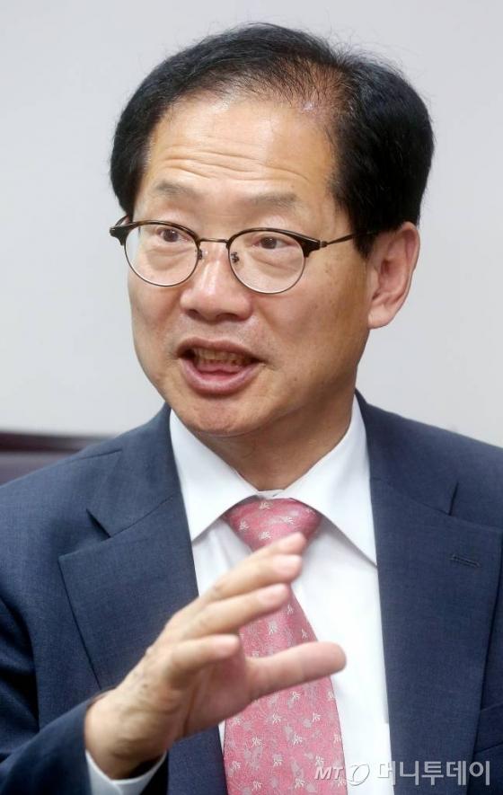 오제세 더불어민주당 의원/사진=홍봉진 기자