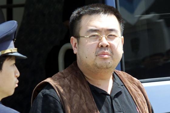말레이시아에서 피살된 김정남의 생전 모습. /AFP=뉴스1