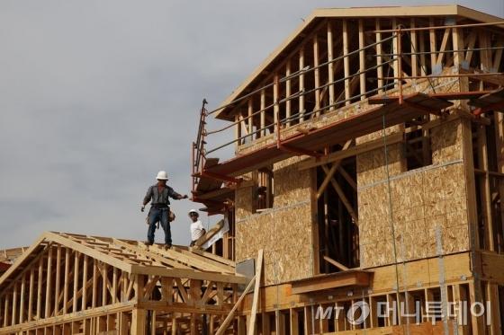 美 주택시장, 회복세 지속...1월 주택착공 전년비 10.5% ↑
