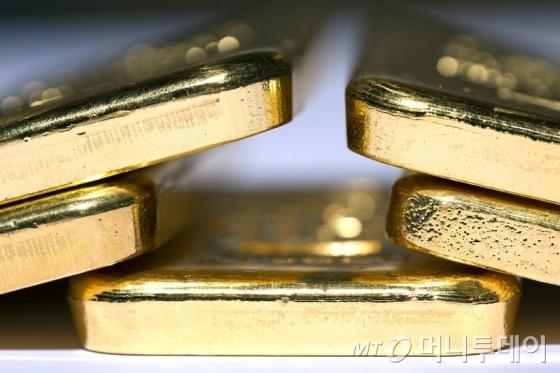 국제금값, 강달러 기대감에 3개월래 최고가...온스당 1241.60달러