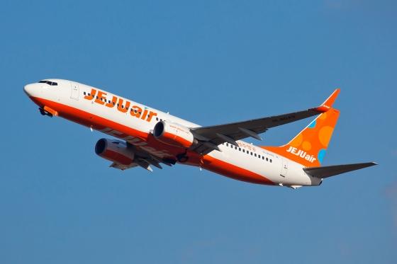제주항공 B737-800 자료사진/사진제공=제주항공