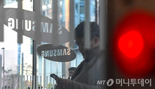 삼성 서초사옥 모습/사진=홍봉진 기자