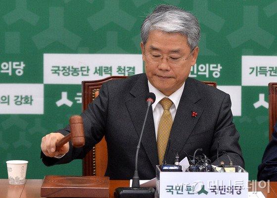 국회 개헌특위 간사를 맡고 있는 김동철 국민의당 의원 /사진=뉴스1