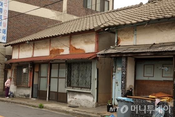 충남 강경에 남아있는 적산가옥/사진=이호준 시인·여행작가