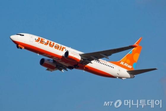 제주항공 B737-800 /사진제공=제주항공
