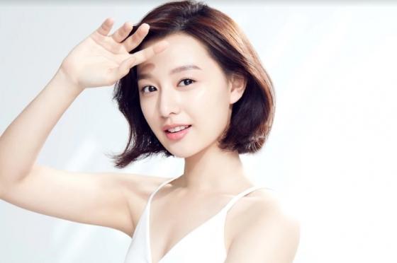 배우 김지원 / 사진제공=고운세상코스메틱