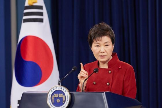 박근혜 대통령/ 사진=청와대