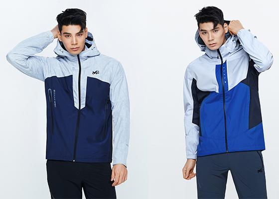 루이스 재킷, 알레치 재킷/사진제공=밀레