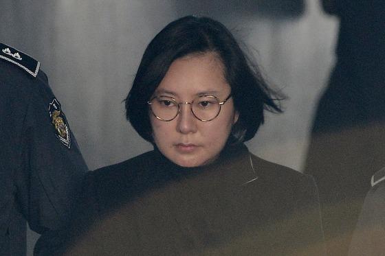 최순실씨의 조카 장시호씨 /사진=뉴스1