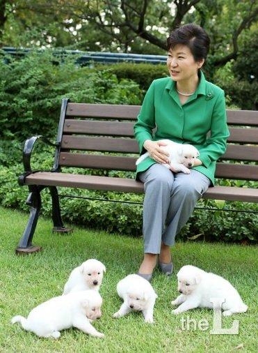 사진=박근혜 전 대통령 페이스북 사진 캡쳐