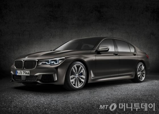 '뉴 M760Li ' /사진제공=BMW 코리아