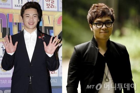 구자명(왼쪽)과 김지수/사진=김지수 공식 홈페이지