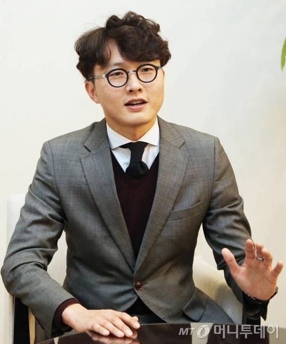 개그맨 출신 세무사 권기욱씨