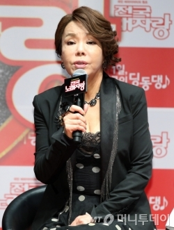 영화배우 김수미(68)의 아들이 영화제작비 명목으로 1억원을 갚지 않아 사지죄로 고소당했다. /사진=머니투데이DB